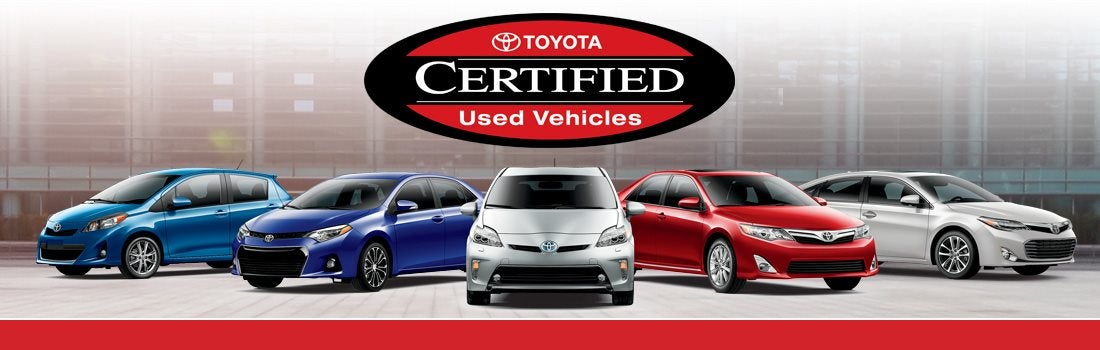 Toyota Certified Pre Owned >> Toyota Certified Program St Louis Mo Seeger Toyota