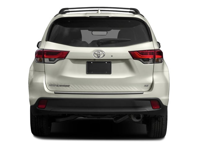 Captivating 2017 Toyota Highlander SE In St. Louis, MO   Seeger Toyota St. Louis