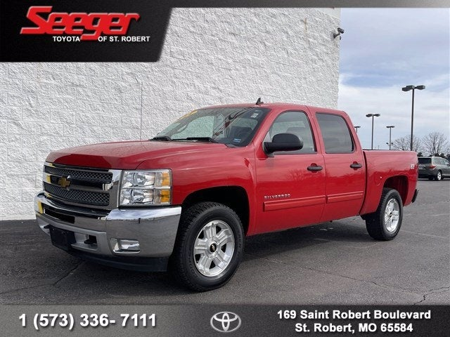 Victory Red 2013 Chevrolet Silverado 1500 Lt St Louis Mo Area Toyota Dealer Serving St Louis Mo New And Used Toyota Dealership Serving Near Chesterfield St Charles Belleville Il Mo