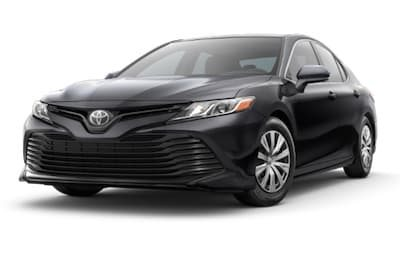 Toyota Camry Lease Deal