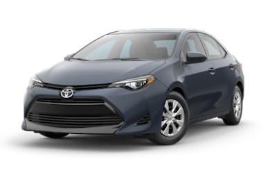 Toyota Corolla Lease Deal