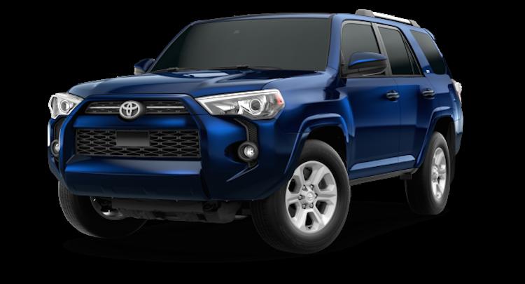 2020 Toyota 4runner Sr5 Vs Trd Off Road Vs Limited Vs Rd Pro