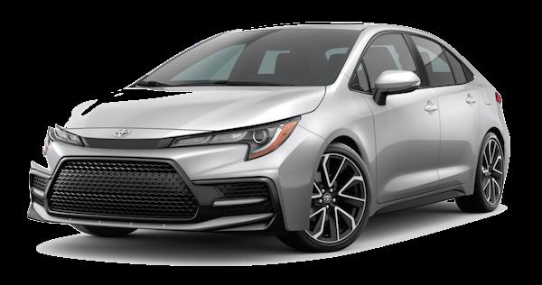 2020 Toyota Corolla Models Le Vs Se Seeger Toyota