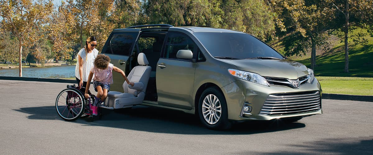 30+ 2020 Toyota Sienna Seating
