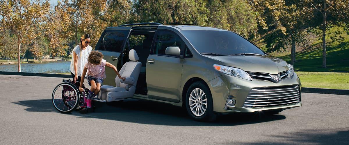 30+ 2020 Toyota Sienna Seating
