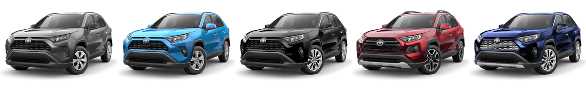 2020 Toyota Rav4 Review Interior Prices Lease Deals